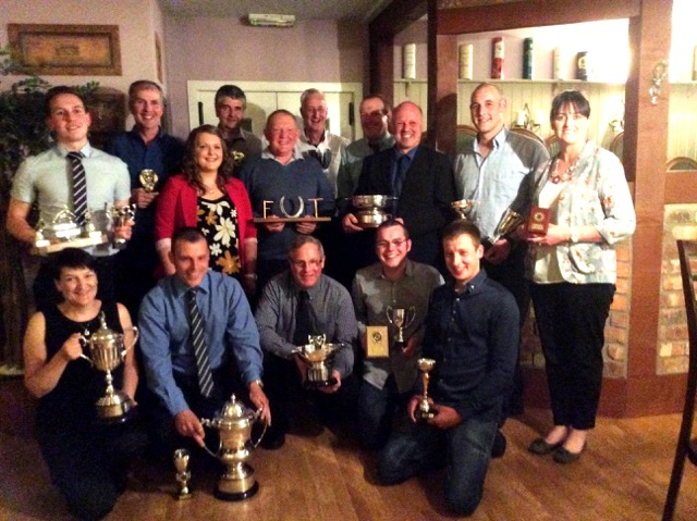 Tarland Curling Club - Annual Prize Giving 2015